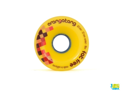Orangatang Fat Free 65mm 86a
