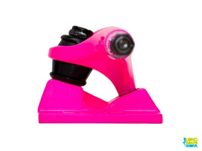 Luxe Street Trucks 129mm Pink Mid Baseplate