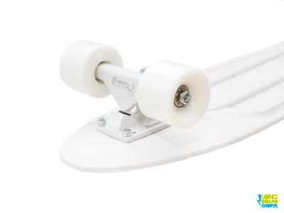 Penny Skateboards Nickel White Lightning