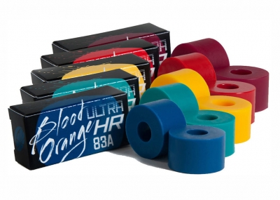 Blood Orange Bushings 80a Barrel 620 Aqua