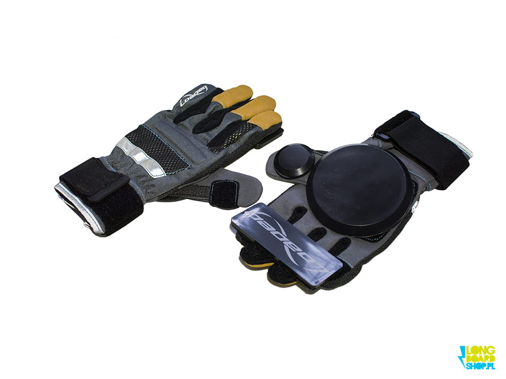 Loaded Freeride 7.0 Slide Gloves (M)