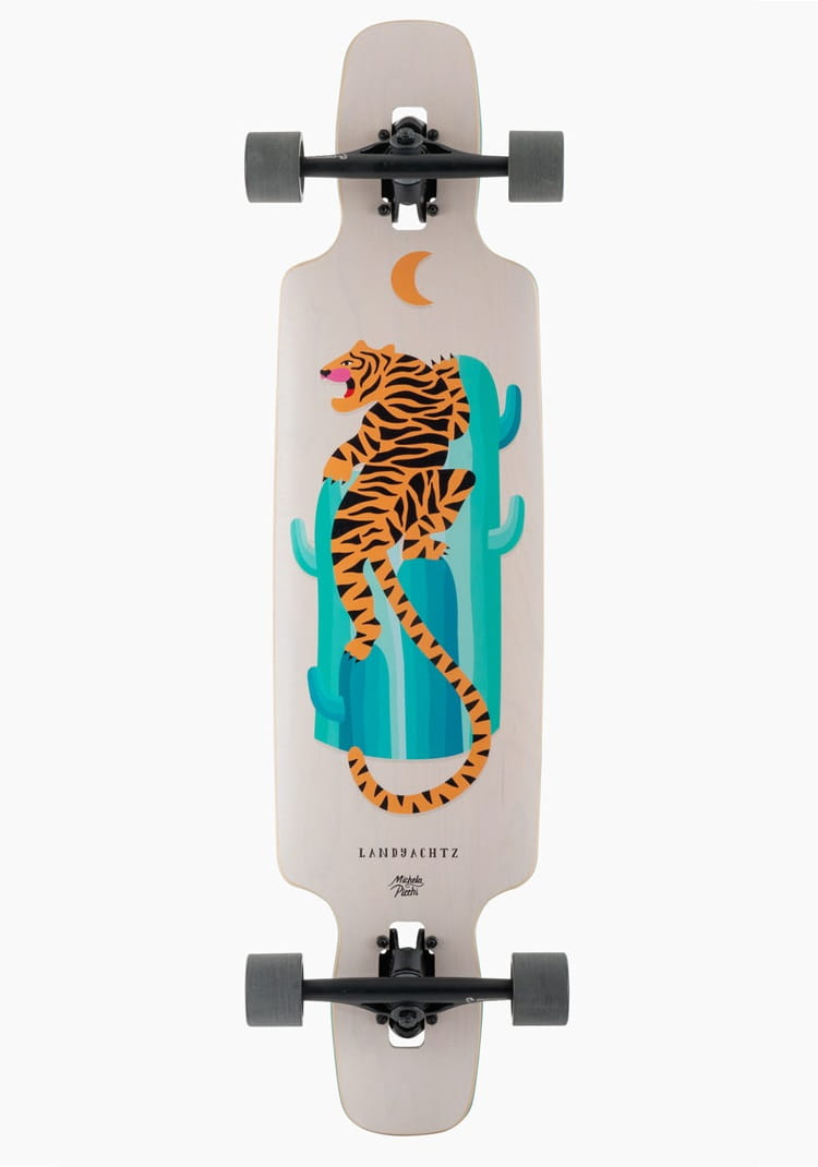 Landyachtz Drop Carve 37 Desert Tiger