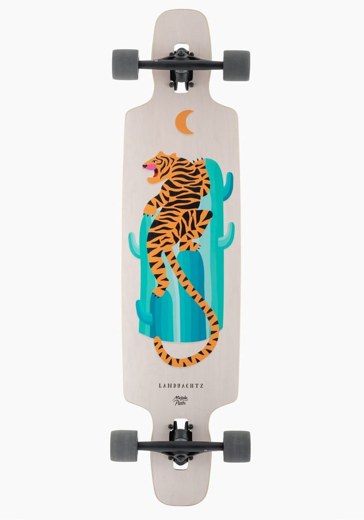 Landyachtz Drop Carve 40 Desert Tiger