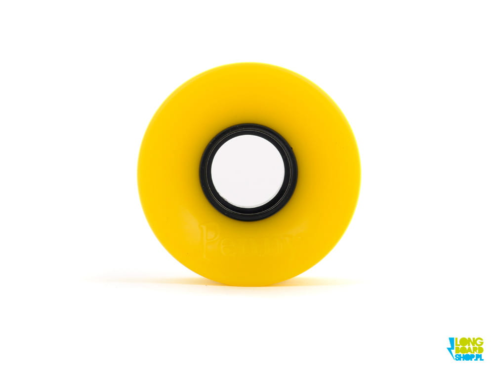Penny Skateboards Wheels Yellow 59mm 78a