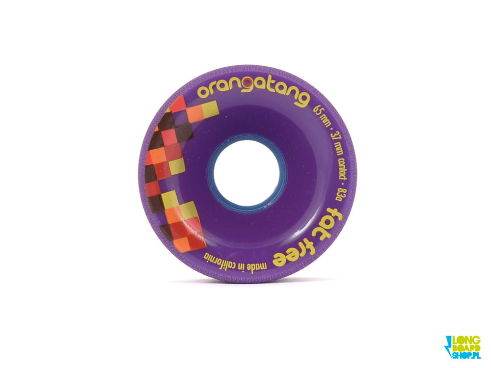 Orangatang Fat Free 65mm 83a