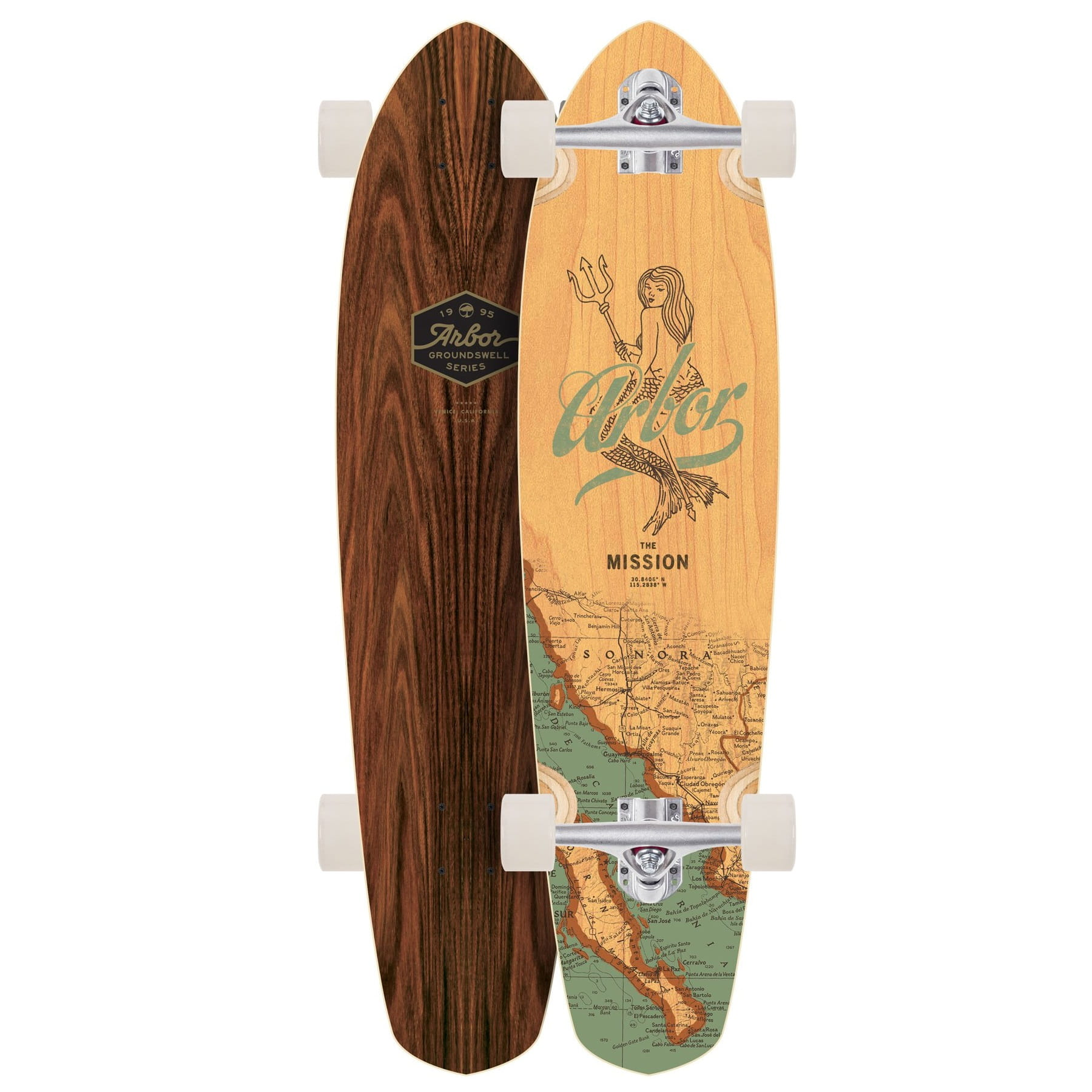 "Arbor Mission 35"" Groundswell"